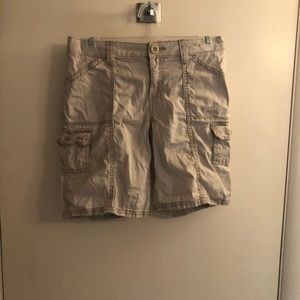 Juniors Mudd Cargo Shorts